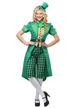 Disfraz para mujer Charming Leprechaun