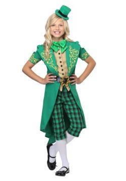 Disfraz de duende encantador de niña