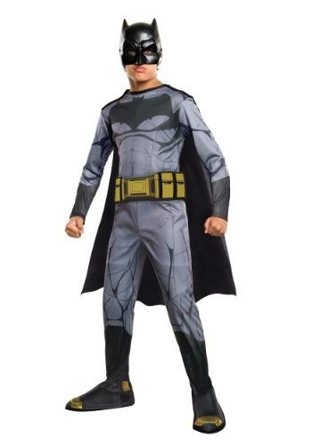 Disfraz infantil de Batman El origen de la justicia