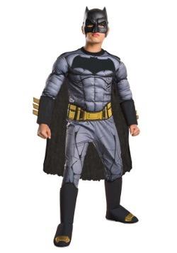 Disfraz de lujo Batman de El origen de la justicia infantil