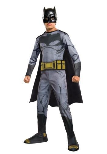 Disfraz infantil de Batman El origen de la justicia tween