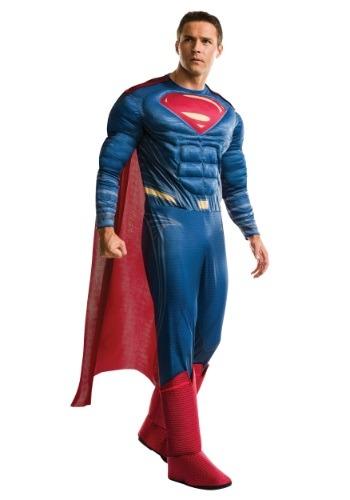 Disfraz adulto de lujo Superman de El origen de la justicia