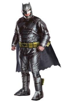 Disfraz Batman Blindado El origen de la justicia talla extra