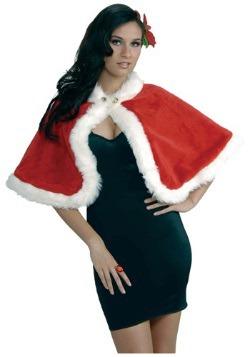 Estola navideña de Sra. Claus