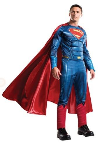 Disfraz de Superman Dawn of Justice Grand Heritage hombre