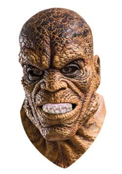 Máscara de látex completa de Killer Croc de Suicide Squad