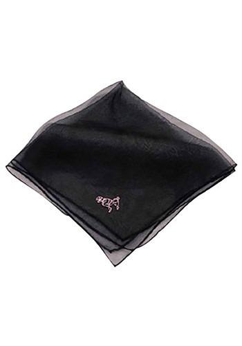 Bufanda poodle negro