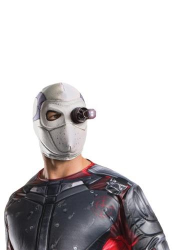 Máscara de Deadshot con luz de Suicide Squad