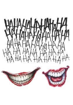 Kit de tatuaje de Joker de Suicide Squad
