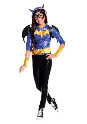 Disfraz de lujo de Batgirl de DC Superhero Girls