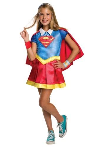 Disfraz de Supergirl Deluxe de DC Superhero Girls