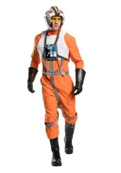 Disfraz de piloto X-Wing Grand Heritage para adulto