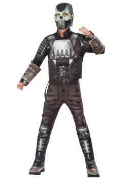 Disfraz de Civil War Crossbones Deluxe para niño