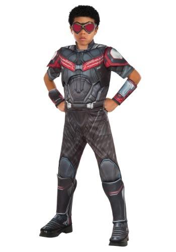 Disfraz Falcon Deluxe de Civil War para niño