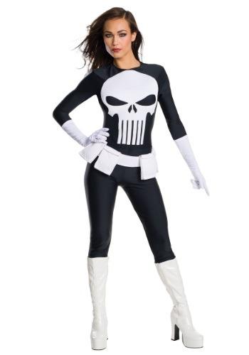 Disfraz para mujer Punisher