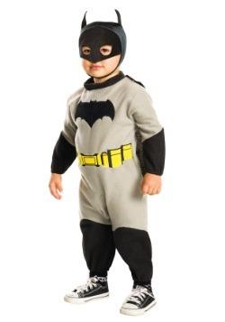 Romper de forro polar de Batman para niños pequeños