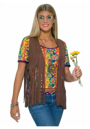 Chaleco hippie sexy