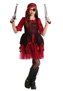 Disfraz de pirata de asesino de niñas