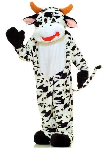 Disfraz de mascota vaca
