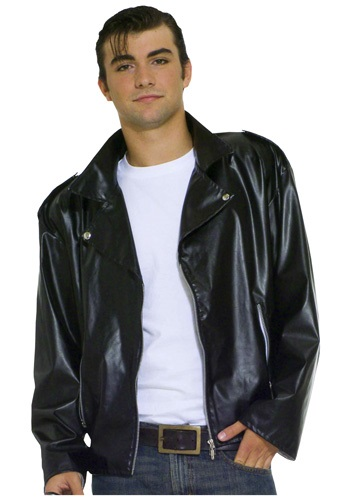 Chaqueta Greaser talla extra para adulto