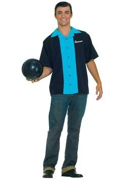 Camisa de boliche King Pin