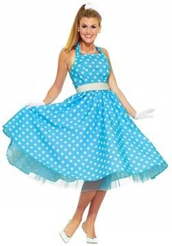 Disfraz para mujer de los 50s