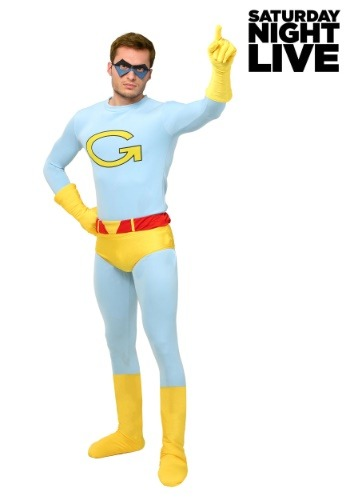 Disfraz de Gary Deluxe para adulto