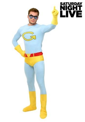 Disfraz de Gary Deluxe talla extra