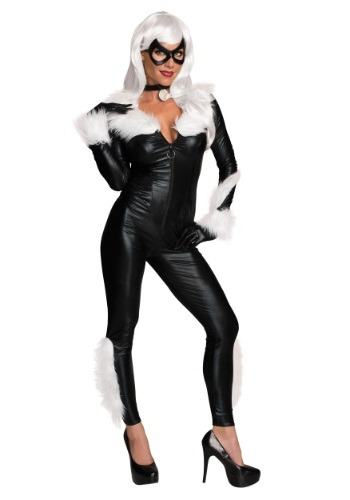 Disfraz de Marvel Black Cat para mujer