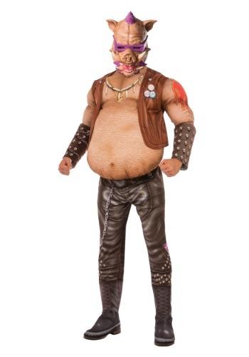 Disfraz de Bebop de TMNT 2 para adulto deluxe