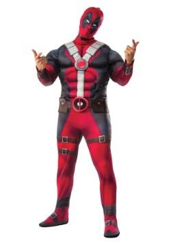 Disfraz de la película Deadpool Deluxe Disfraz talla extra