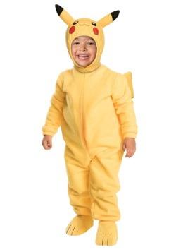Disfraz de Pikachu Deluxe para niños pequeños