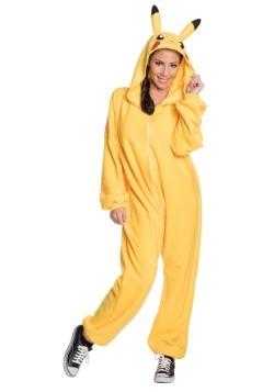 Mameluco de Pikachu para adulto
