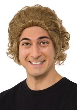 Peluca de Willy Wonka para hombre