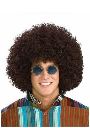 Peluca Hippie Afro