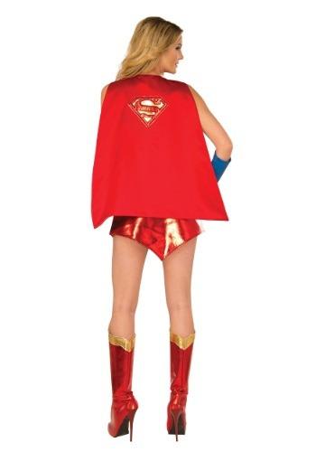 Capa de Supergirl deluxe