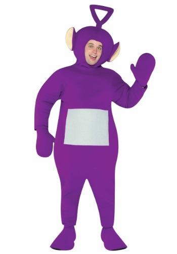 Disfraz para adulto Tinky Winky de Teletubbies