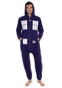 Pijama mameluco de TARDIS de Doctor Who