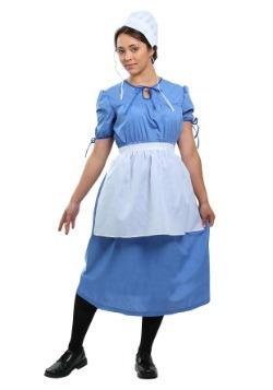 Disfraz de mujer Amish de la pradera
