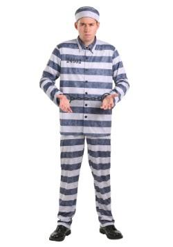 Disfraz de prisionero de época para hombre