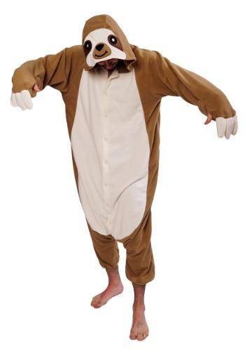 Disfraz de pijama de perezoso Kigurumi para adulto