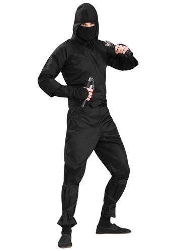 Disfraz de ninja deluxe para adulto
