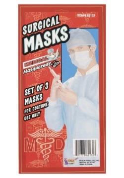 Máscara quirúrgica de doctor
