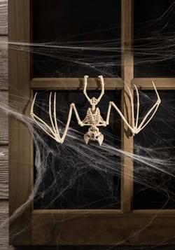 Murciélago esqueleto de utilería