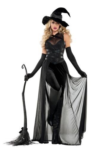 Disfraz de Raven Witch para mujer