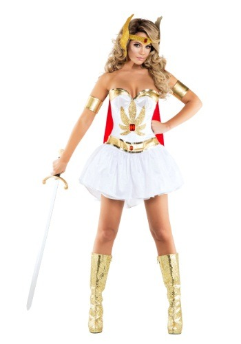 Disfraz de Princesa Poderosa sexy