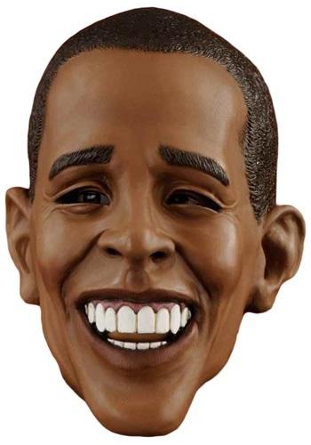 Máscara Deluxe de Barack Obama