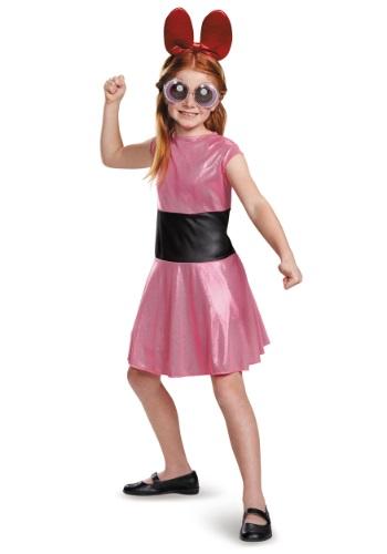 Disfraz infantil de Bombón de las Chicas Poderosas