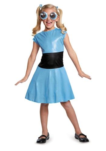 Disfraz infantil de Burbuja de las Chicas Poderosas