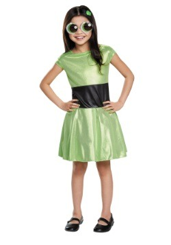 Disfraz infantil de Bellota de las Chicas Poderosas